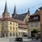 Marktstraße in Gerolzhofen